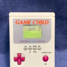 Videojuegos y Consolas: GAME CHILD CON NINTENDO FUTBOL FUNCIONA 13,5X9X10CMS. Lote 258048785
