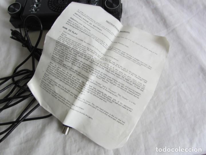 Videojuegos y Consolas: Telejuego Mostone T-800, cableado, caja original e intrucciones - Foto 12 - 259244495