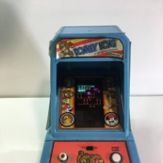 Videojogos e Consolas: GAME WATCH DONKEY KONG NINTENDO- COLECO, CASIO, SEGA, RECREATIVAS, RETRO. Lote 259745360