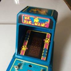 Videojuegos y Consolas: GAME WATCH MS PACMAN DE COLECO, COMECOCOS, RECREATIVA, RETRO, NINTENDO, CASIO. Lote 259745595