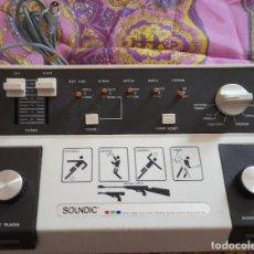 Videojuegos y Consolas: CONSOLA SOUNDIC AÑOS 80. Lote 259817000