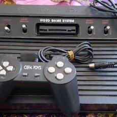 Videojuegos y Consolas: VIDIO CONSOLA VIDIO GAME SYSTEM CON UN MANDO. Lote 259873390
