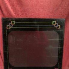 Videojuegos y Consolas: CRISTAL PANTALLA MÁQUINA ARCADE AÑOS 80. Lote 259928060