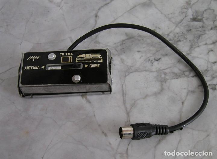 Videojuegos y Consolas: CONSOLA ENDING MAN BS 500AS TERMINATOR 2 8 BITS CON CARTUCHO DE 99999999 EN 1 AÑO 1999 PERFECTA - Foto 6 - 259931275