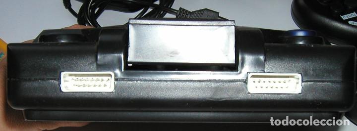 Videojuegos y Consolas: CONSOLA ENDING MAN BS 500AS TERMINATOR 2 8 BITS CON CARTUCHO DE 99999999 EN 1 AÑO 1999 PERFECTA - Foto 18 - 259931275
