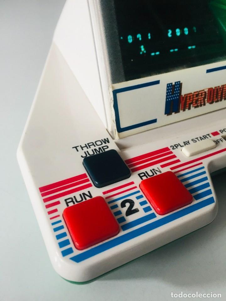 Videojuegos y Consolas: Game watch Hyper Olimpics bandai, olimpiadas, Nintendo, sega, recreativa, - Foto 3 - 260765215