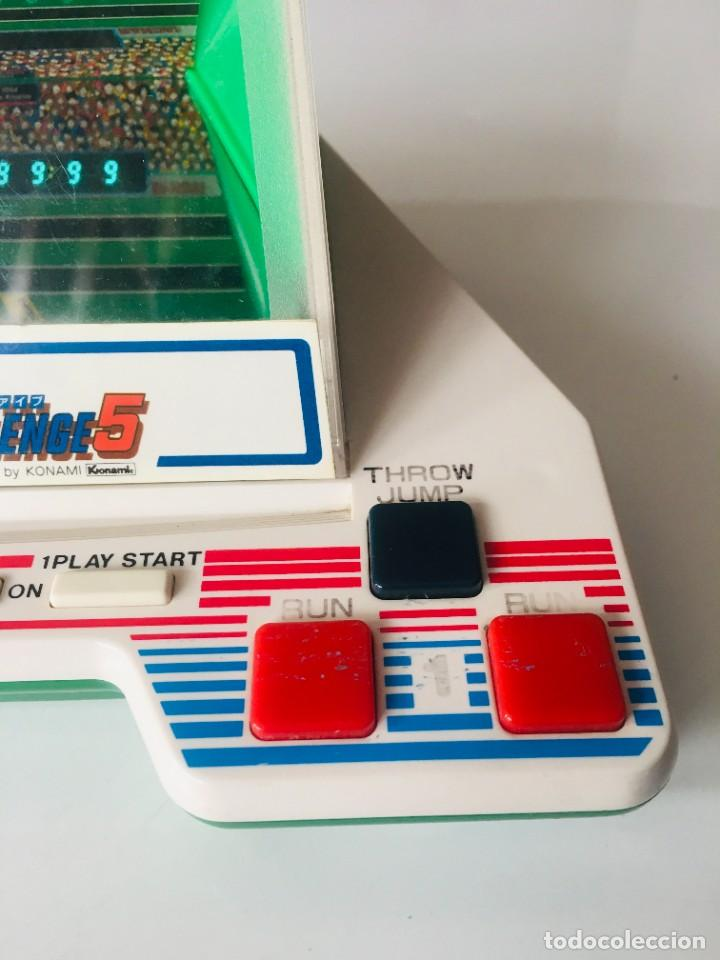 Videojuegos y Consolas: Game watch Hyper Olimpics bandai, olimpiadas, Nintendo, sega, recreativa, - Foto 4 - 260765215