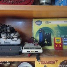 Videojuegos y Consolas: LOTE DE VÍDEO CONSOLAS. Lote 261556025