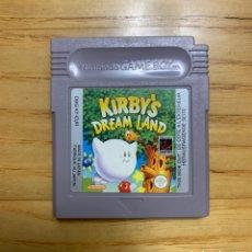 Videojogos e Consolas: JUEGO GAMEBOY - KIRBY'S DREAM LAND. Lote 262731870