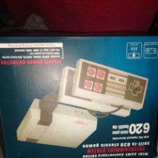 Videojuegos y Consolas: CONSOLA 620 JUEGOS NUEVA. Lote 262824485