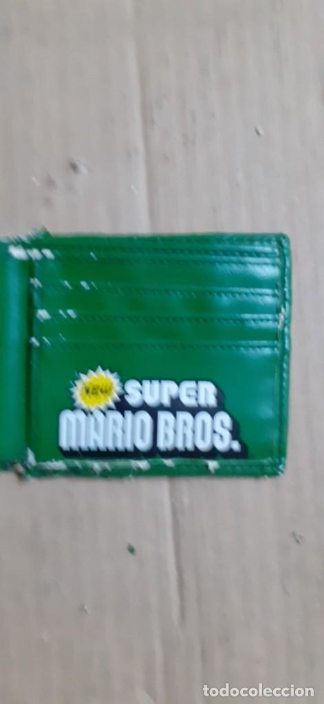 Videojuegos y Consolas: CARTERA DE MANO DE COLECCION SUPER MARIO BROS - Foto 4 - 262985810