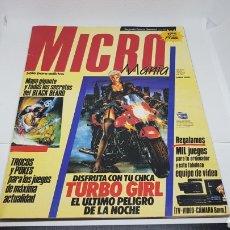 Videojuegos y Consolas: MICROMANIA MICRO MANIA Nº 1 SEGUNDA EPOCA 1988 EDICION ESPECIAL REEDICION 2005 TELEMACH. Lote 263142665