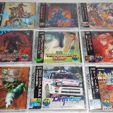 Videojuegos y Consolas: NEOGEO CD FULL SET + NEO GEO CDZ 100% ORIGINALES. Lote 263182475