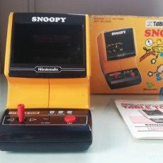 Videojuegos y Consolas: NINTENDO TABLET TOP SNOOPY. Lote 263187745