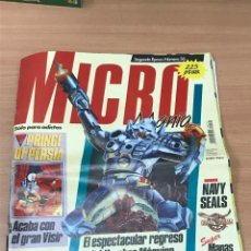 Videojuegos y Consolas: REVISTA MICROMANÍA SEGUNDA ÉPOCA Nº36 MAYO 1991. Lote 266071843