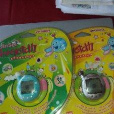 Videojogos e Consolas: 2 TAMAGOTCHI JINSEI AMBOS BANDAI, AMBOS NUEVOS BLISTER ORIGINAL. Lote 266890224
