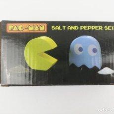 Videojuegos y Consolas: PAC-MAN SALT AND PEPPER SET. Lote 267099914