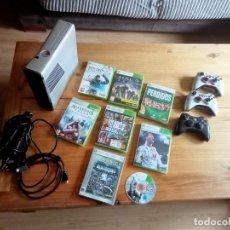 Videojogos e Consolas: LOTE XBOX 360 ED. LIMITADA HALO. Lote 267386629