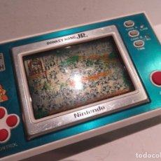 Videojogos e Consolas: CONSOLA GAME WATCH DONKEY KONG JR MUY BUEN ESTADO Y FUNCIONAMIENTO COMPLETA,BUEN PRECIO. Lote 267488699
