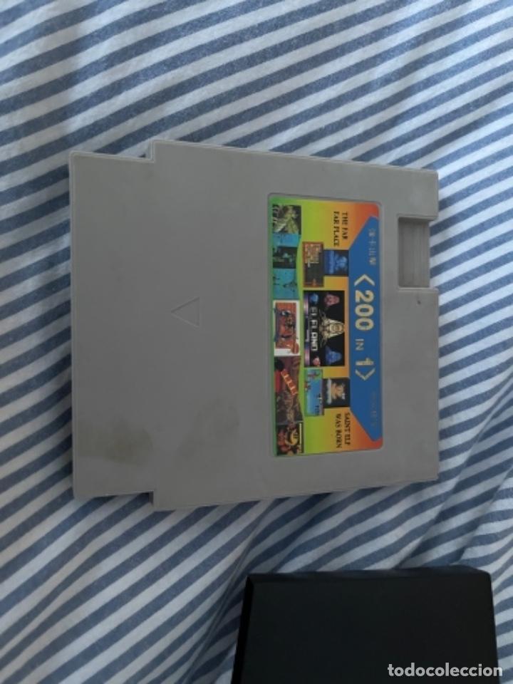 Videojuegos y Consolas: 200 juegos varios en 1 para Nintendo NES NASA Cartucho Clónico Adventure Island Popeye Ice Climber - Foto 3 - 267710514