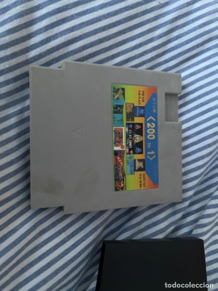 Videojuegos y Consolas: 200 juegos varios en 1 para Nintendo NES NASA Cartucho Clónico Adventure Island Popeye Ice Climber - Foto 4 - 267710514