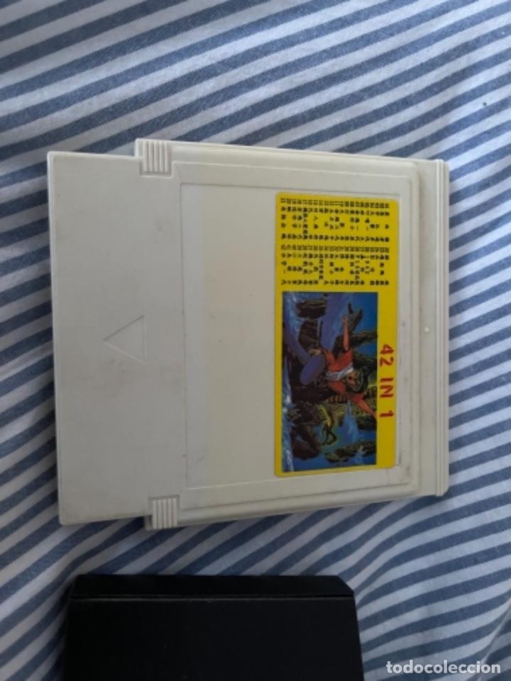 Videojuegos y Consolas: CARTUCHO NASA NES YESS BRIGHTON NEVIR NIPPON´DO KIWI 42 IN 1 TODOS LOS JUEGOS DIFERENTES - Foto 2 - 267710634