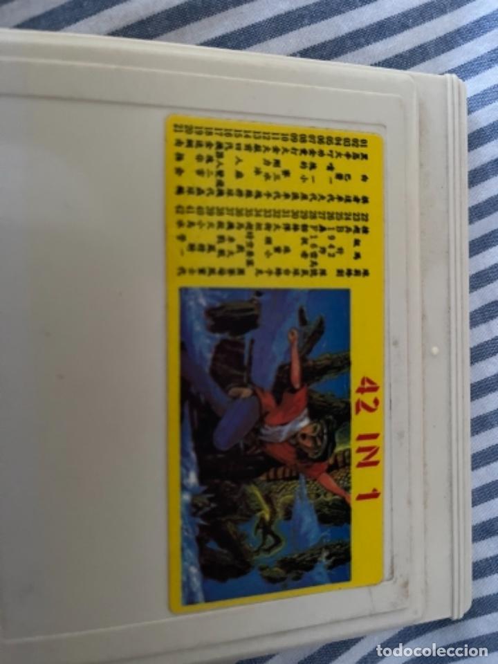Videojuegos y Consolas: CARTUCHO NASA NES YESS BRIGHTON NEVIR NIPPON´DO KIWI 42 IN 1 TODOS LOS JUEGOS DIFERENTES - Foto 3 - 267710634