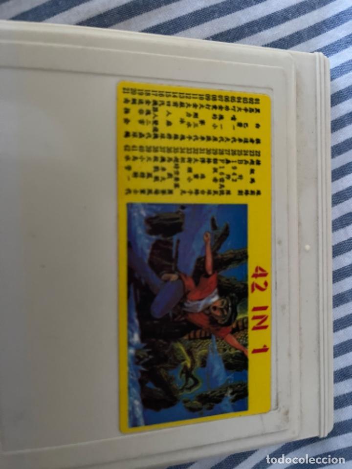 Videojuegos y Consolas: CARTUCHO NASA NES YESS BRIGHTON NEVIR NIPPON´DO KIWI 42 IN 1 TODOS LOS JUEGOS DIFERENTES - Foto 4 - 267710634