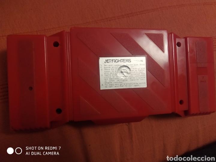 Videojuegos y Consolas: Antigua maquina consola jet fighters gakken - Foto 2 - 268173599