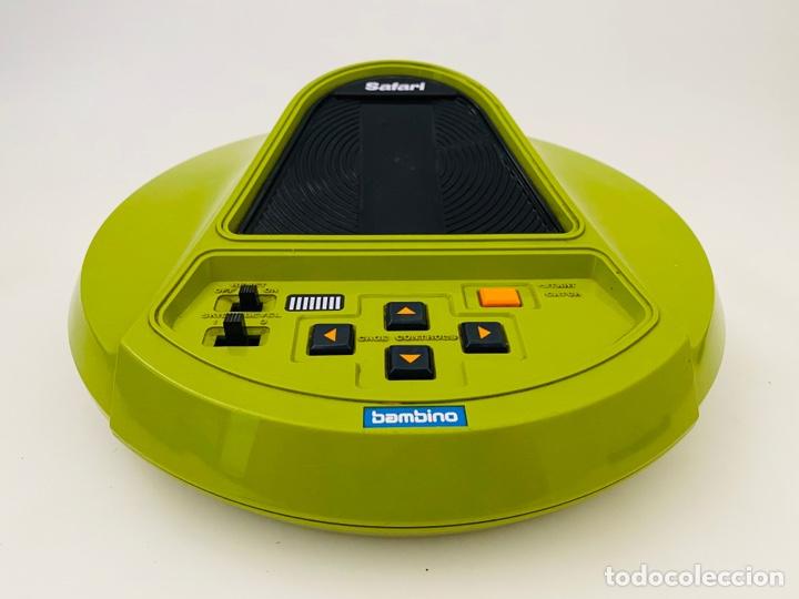 Videojuegos y Consolas: Bambino Safari 1981 Japan - Foto 5 - 268284589