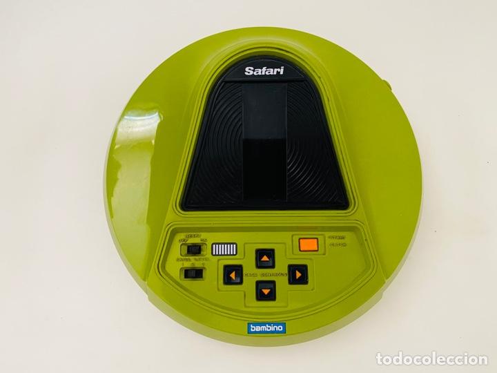 Videojuegos y Consolas: Bambino Safari 1981 Japan - Foto 7 - 268284589