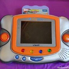 Videojuegos y Consolas: VTECH–V. SMILE POCKET SISTEMA DE APRENDIZAJE. Lote 268720089