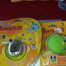 Videojuegos y Consolas: TAMAGOTCHI JINSEI Y FUNDA AMBOS BANDAI, AMBOS NUEVOS BLISTER ORIGINAL. Lote 268860919