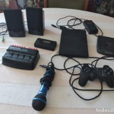 Videojuegos y Consolas: LOTE DE DIVERSOS DE ELECTRONICA,PLAY STATION 2, DISCMANN TECHICS, INTERTRONIC,ALTAVOCES ETEC.. Lote 268867999
