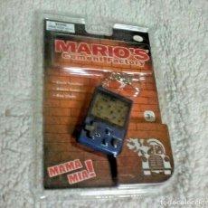 Videojuegos y Consolas: NINTENDO GAME AND WATCH MINI CLASSICS MARIO'S CEMENT FACTORY. Lote 268923704