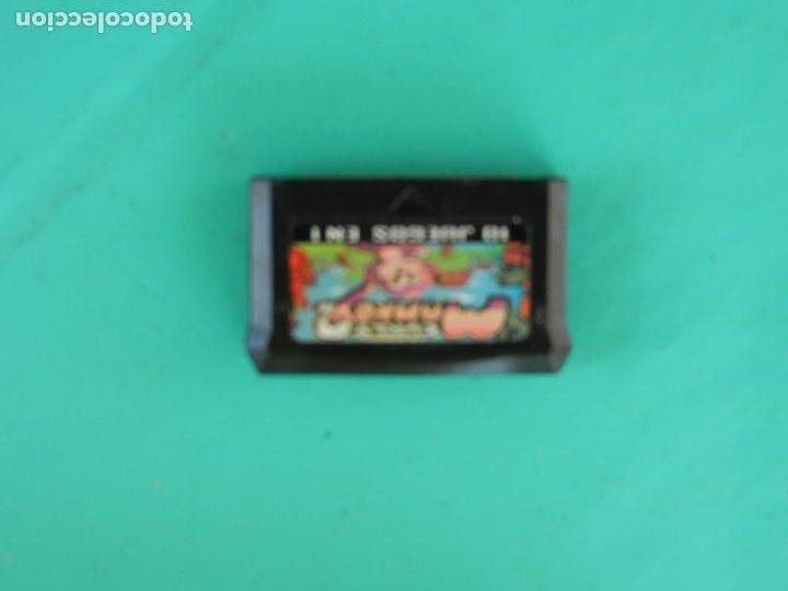 Videojuegos y Consolas: CONSOLA SOUNDD + CARTUCHO CURLY MONKEY 2 - VER FOTOS. - Foto 5 - 268964519