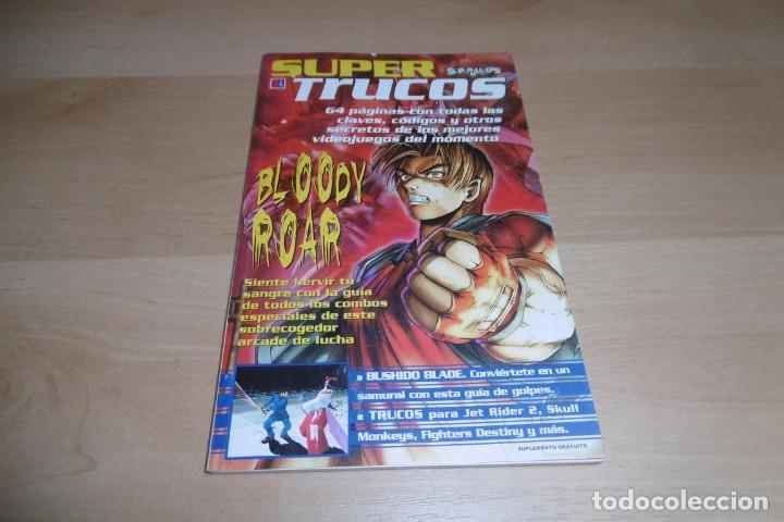 GUIA SUPER TRUCOS SUPERJUEGOS Nº6. TRUCOS DE CONSOLAS (Juguetes - Videojuegos y Consolas - Otros descatalogados)