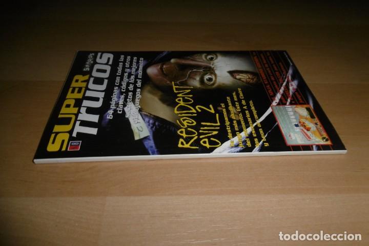 Videojuegos y Consolas: Guia Super Trucos Superjuegos Nº 8. Resident Evll 2. - Foto 2 - 269002444