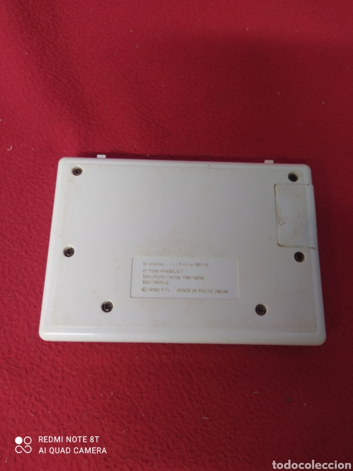 Videojuegos y Consolas: CONSOLA LCD DEPUTY DEN V TECH TRI-SCREEN - Foto 2 - 269029149
