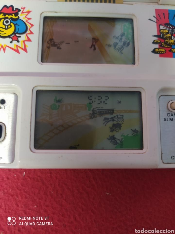 Videojuegos y Consolas: CONSOLA LCD DEPUTY DEN V TECH TRI-SCREEN - Foto 6 - 269029149