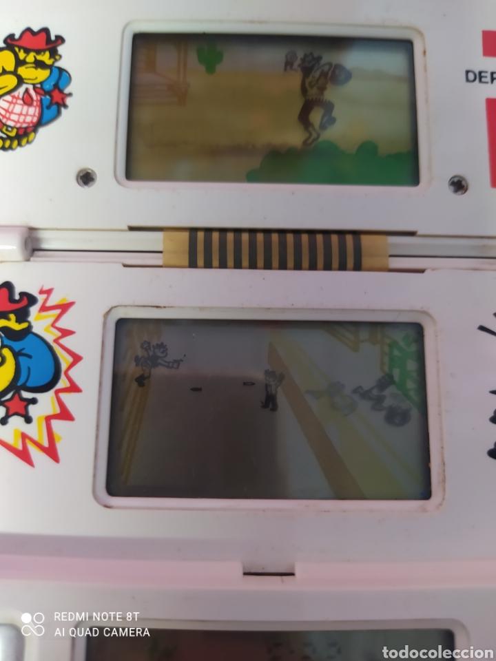 Videojuegos y Consolas: CONSOLA LCD DEPUTY DEN V TECH TRI-SCREEN - Foto 7 - 269029149