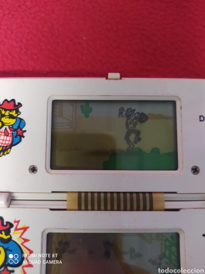 Videojuegos y Consolas: CONSOLA LCD DEPUTY DEN V TECH TRI-SCREEN - Foto 8 - 269029149