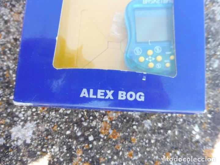 Videojuegos y Consolas: Alex bog estuche videoconsola lcd portátil basketball con portaminas y bolígrafo - Foto 4 - 269067653