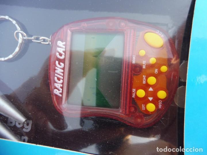 Videojuegos y Consolas: Alex bog estuche videoconsola lcd portátil racing car con portaminas y bolígrafo - Foto 3 - 269067863