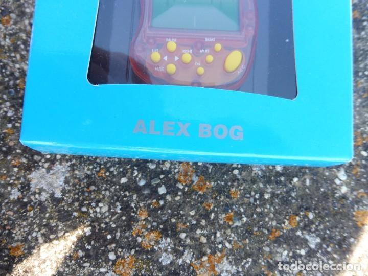Videojuegos y Consolas: Alex bog estuche videoconsola lcd portátil racing car con portaminas y bolígrafo - Foto 4 - 269067863