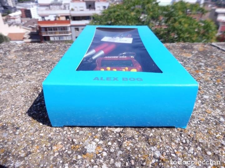 Videojuegos y Consolas: Alex bog estuche videoconsola lcd portátil racing car con portaminas y bolígrafo - Foto 5 - 269067863