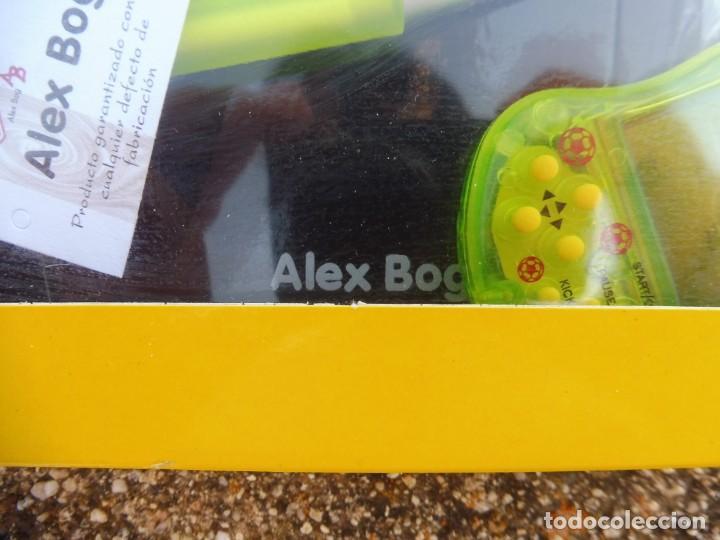 Videojuegos y Consolas: Alex bog estuche videoconsola lcd portátil soccer game con portaminas y bolígrafo - Foto 5 - 269068018