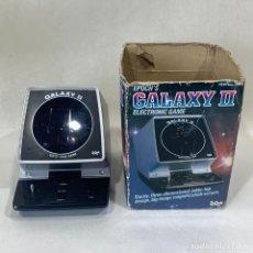 Videojuegos y Consolas: GALAXY II ELECTRONIC GAME - EPOCH'S - MADE IN JAPAN - AÑO 1981 + CAJA ORIGINAL - FUNCIONA. Lote 269110903