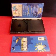 Videojuegos y Consolas: CAJA VACIA DEL JUEGO THE INCREDIBLE MACHINE. Lote 269390278
