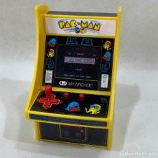 Videojuegos y Consolas: MAQUINITA PAC-MAN - BANDAI - NAMCO - FUNCIONA. Lote 270527663